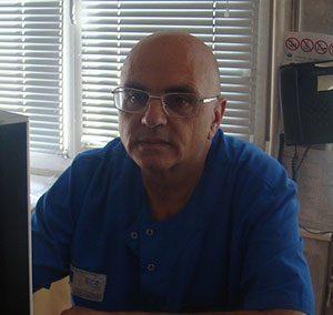 Д-р Петьо Хаджийски